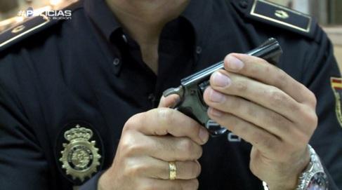 Imagen de un episodio de 'Policías en acción'