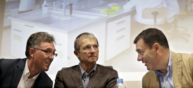 El Premio Nobel en Química Richard R. Schrock en Santiago de...