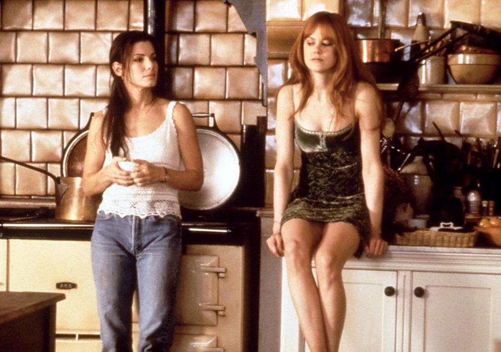 Ese mismo año, Sandra Bullock y Nicole Kidman se convirtieron en unas...