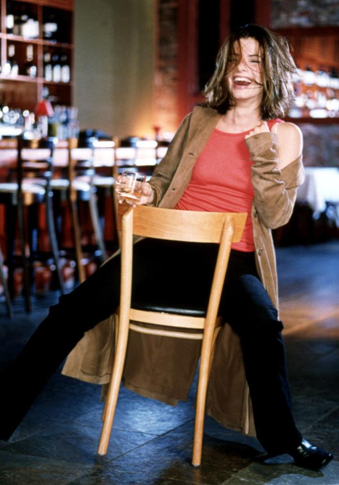 Encarnó el papel de una escritora alcohólica que necesita ingresar...