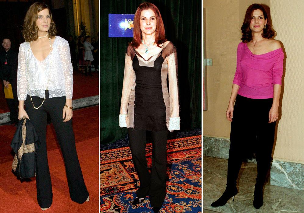 Estos fueron algunos de los estilismos elegidos por la actriz durante...