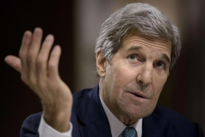 El secretario de Estado John Kerry.