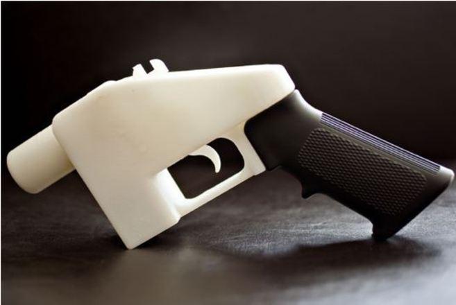 Liberator - La primera pistola impresa 100% por tecnología 3D