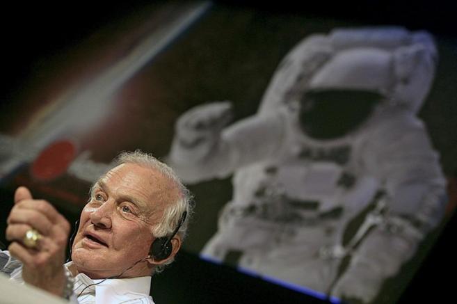 El astronauta Buzz Aldrin. EFE