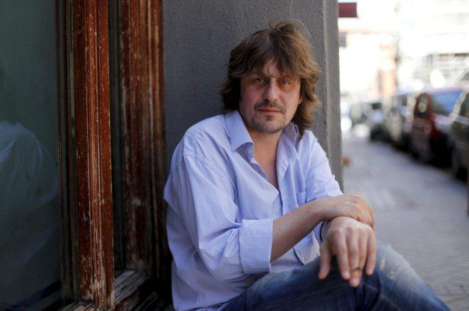 El cantautor Nacho Vegas.