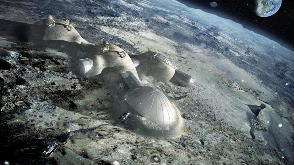 Αποτέλεσμα εικόνας για bases en la luna
