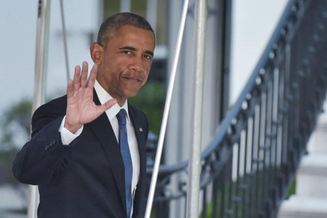 El presidente estadounidense, Barack Obama, en la Casa Blanca.