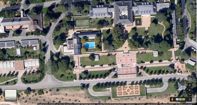 El misterio del dron desactivado en el palacio de la for Piscina el pardo