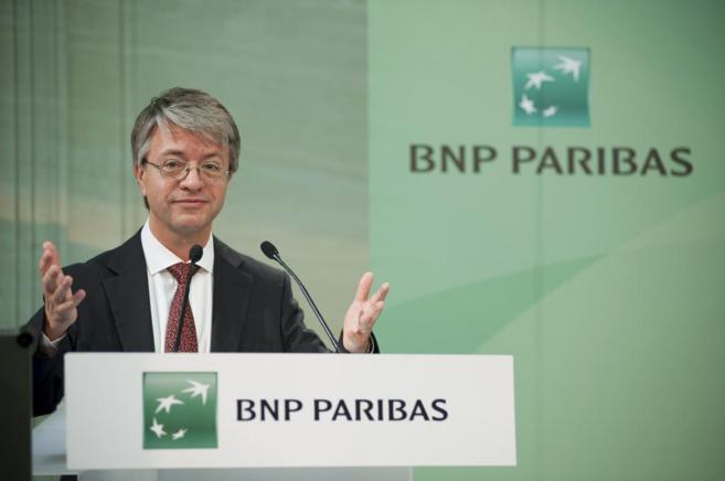 El consejero delegado de BNP Paribas, Jean-Laurent Bonnafe