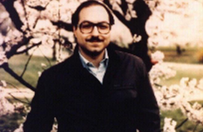 Foto de archivo (1998) del espía condenado a cadena perpetua por...