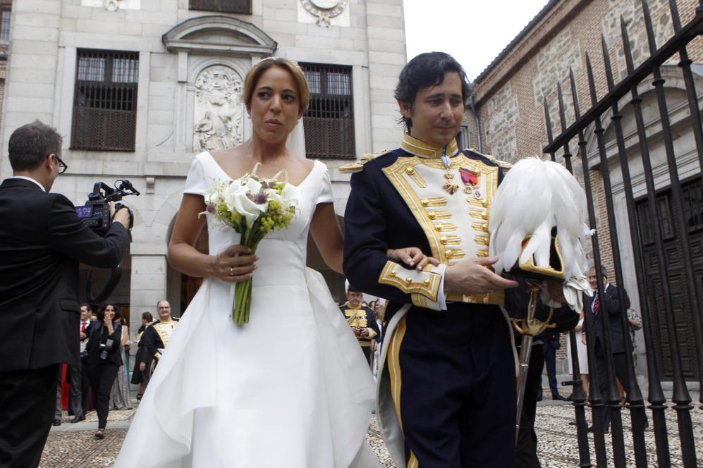 Este viernes tuvo lugar en Madrid la boda del verano en la...
