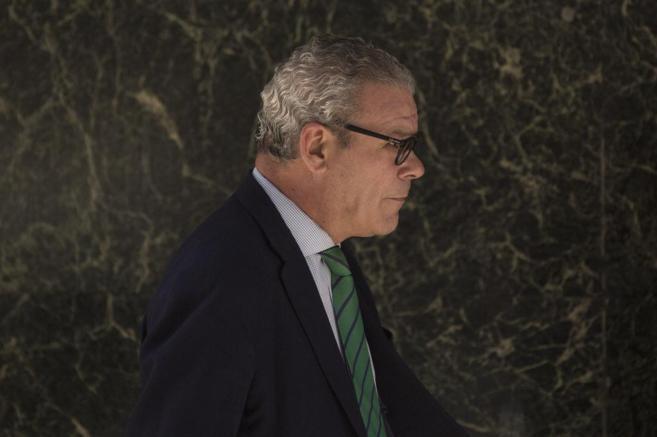 Jose Miguel Moreno, ex diputado del Partido Popular en Madrid,...