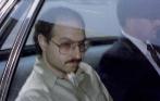 El espía israelí Jonathan Pollard, tras conocer su sentencia en los...