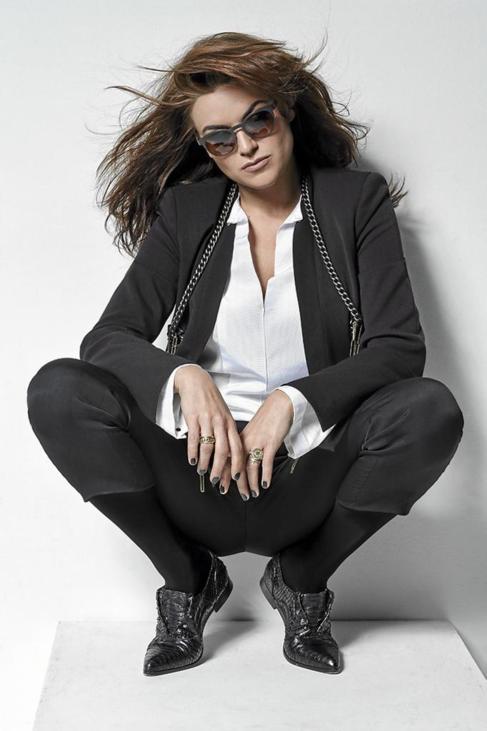 Melody Gardot, en un retrato promocional.