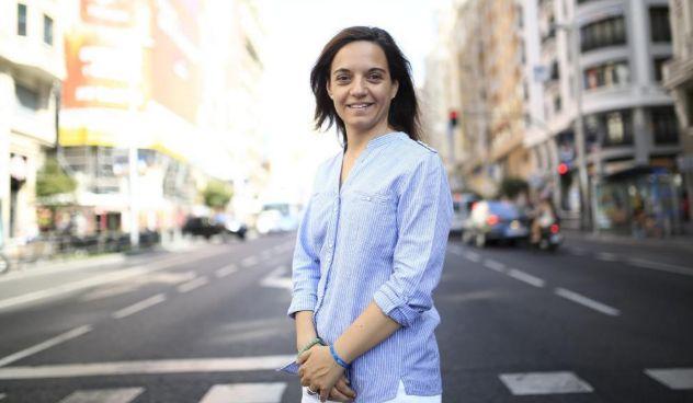 La nueva líder del PSM y alcaldesa de Getafe, Sara Hernández.