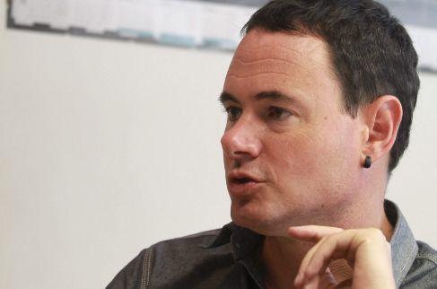 El presidente de Sortu y portavoz de EH Bildu, Hasier Arraiz.