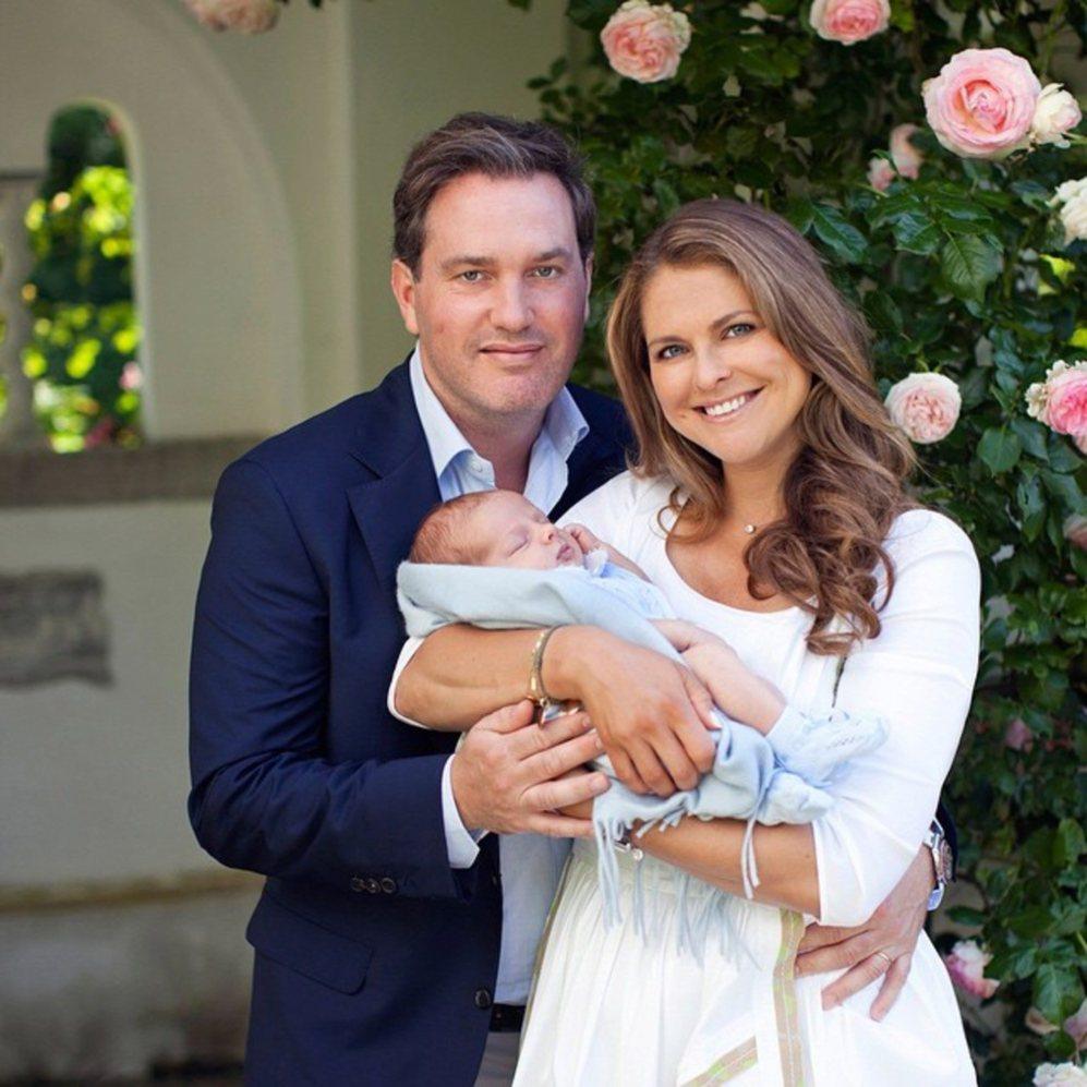 Mes y medio después de dar la bienvenida al mundo a su hijo Nicolás,...