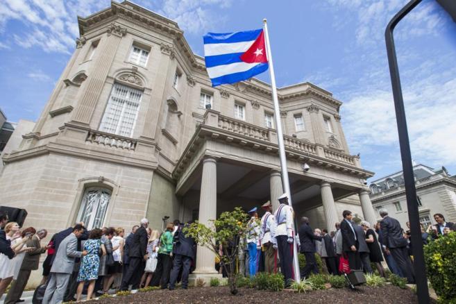 Embajada de Cuba en Washington, Estados Unidos