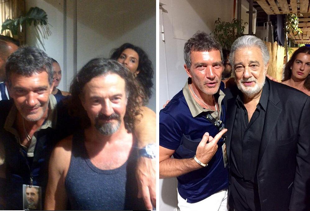 Por el Starlite de Marbella se han dado pasado estos días artistas...