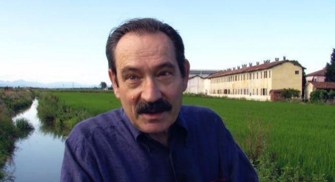 El escritos Sebastiano Vassalli.