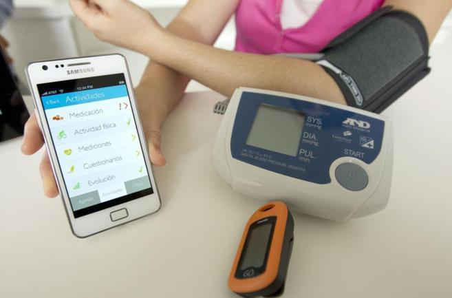 La 'app' de TSB para controlar a enfermos crónicos desde...