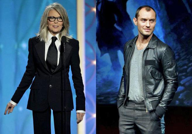 Diane Keaton y Jude Law estarán dirigidos por Paolo Sorrentino.