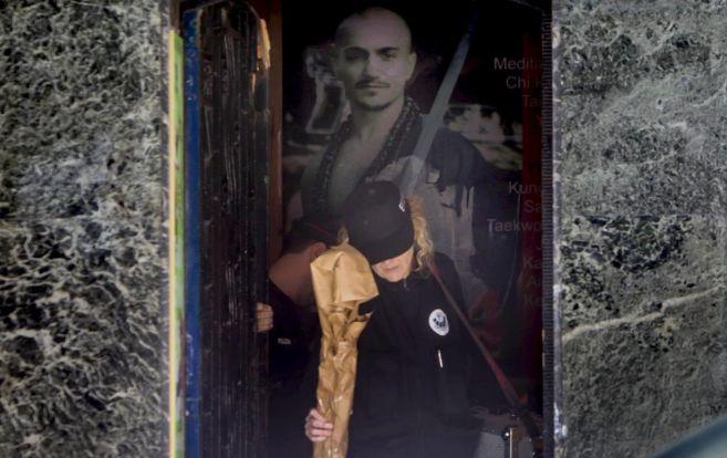 Detención del falso monje saholín en Bilbao por el asesinato de dos...