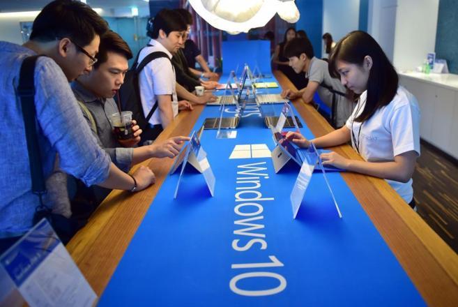 Windows 10 está disponible en más de un centenar de idiomas