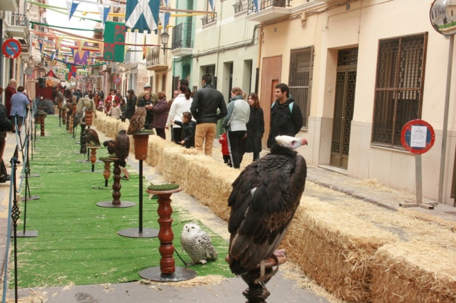La Fira de Sant Andreu de Almassora.