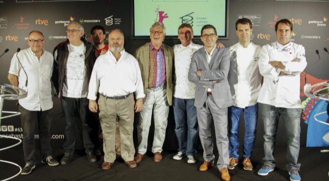 El Festival de Cine de San Sebastián presenta los contenidos de la...