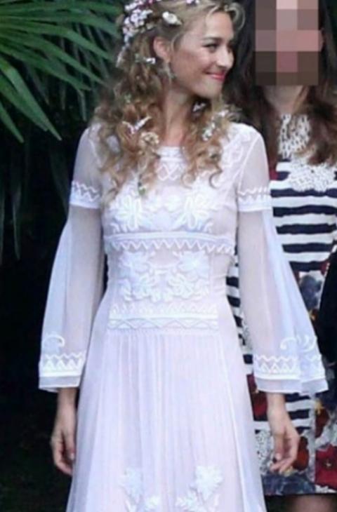 los deslumbrantes vestidos de novia de beatrice borromeo - alberta