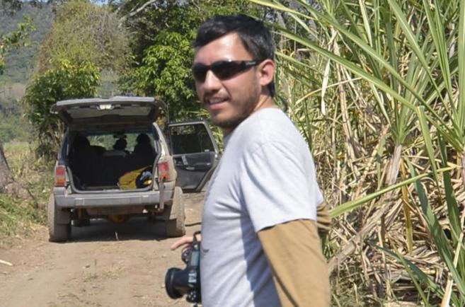 Rubén Espinosa, último periodista asesinado en México.