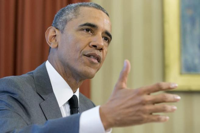 Barack Obama, en el Despacho Oval el pasado día 31 de julio.