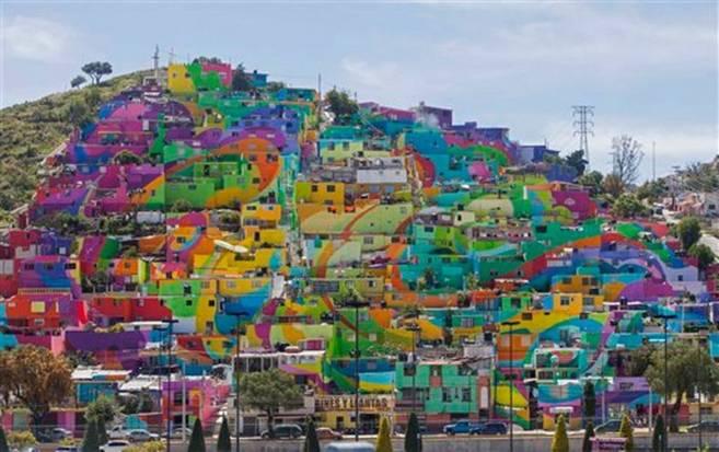El Mural Mas Grande De Mexico Cultura El Mundo