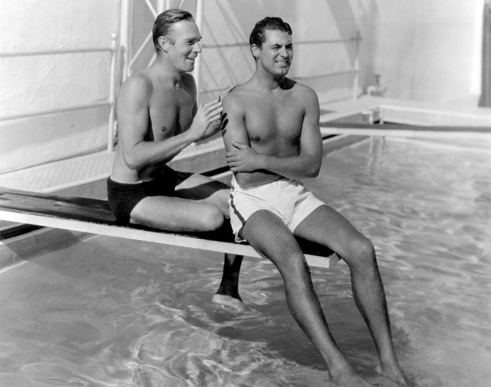Agosto de 1933. Santa Mónica (California) Fotógrafos: Ben Maddox....