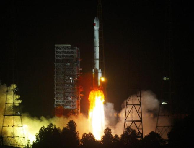 El satélite Jilin-1 pondrá en órbita cuatro aparatos para la...