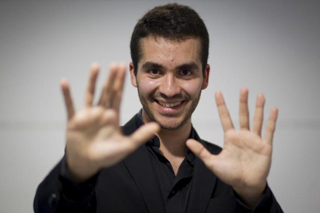 El pianista Juan Pérez Floristán, primer español desde 1978 que...