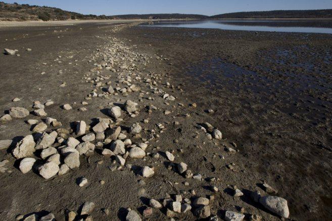 WWF alerta de futuras sequías extremas en España debido al cambio...