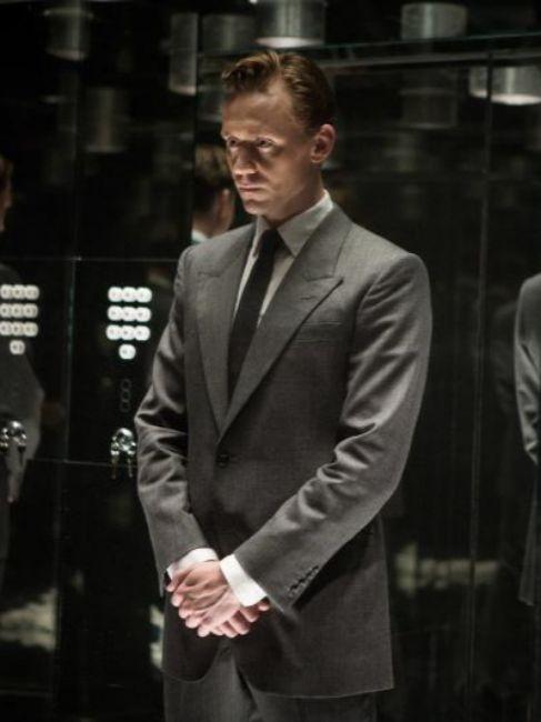 Tom Hiddleston en 'High-Rise'.