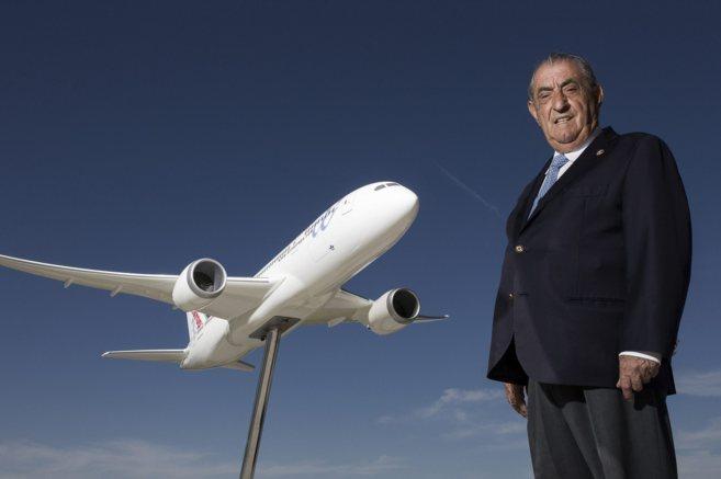 Juan José Hidalgo, presidente de Globalia y Halcón Viajes