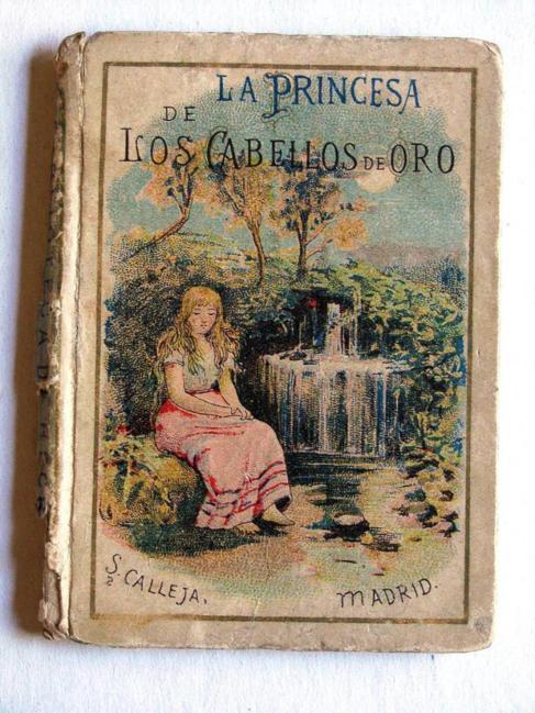 Portada de uno de los cuentos de Calleja (1893-1915)