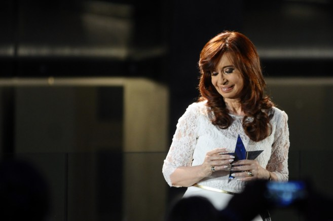 Cristina Kirchner, en una imagen reciente.