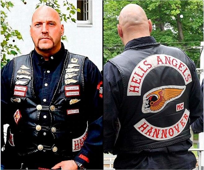 El presunto líder de los Ángeles del Infierno en Europa, Frank...