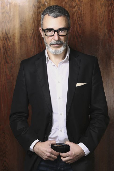 El periodista y escritor Paco Tomás.