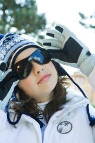gafas de sol nieve