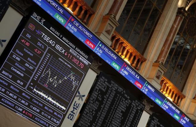 El Ibex se ha dejado un 3,7% entre el martes y el miércoles