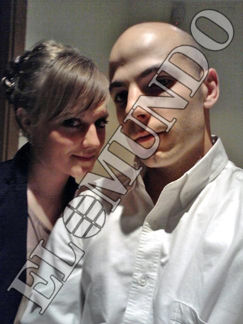 Sergio Morate y Marina Okarynska mantuvieron una relación a la que...