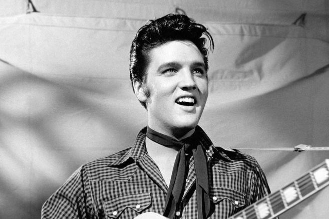 Elvis Presly.