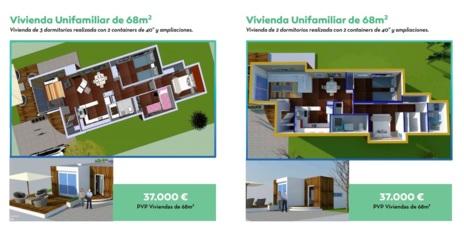 Mi vivienda es un contenedor vivienda el mundo - Vivienda contenedor maritimo ...