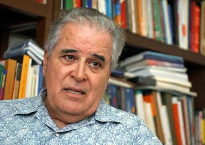 El opositor cubano, Elizardo Sánchez